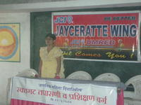 Training program for Jayceratte wing, Umred