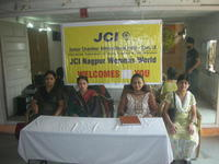 Training program at JCI Womens World