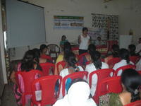 Training program for Maitri Clinic Bhandara