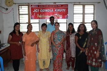 Trainer & team of Gondia
