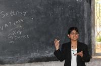 Rashmi Priya conducting training session