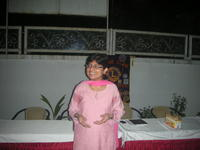 Rashmi Priya conducting training