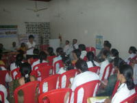 Softskills trainer and audience